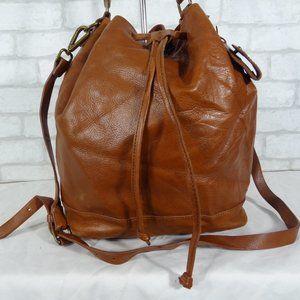 Madewell Drawstring Transport Tote Shoulder Bag